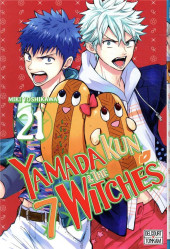 Yamada kun & the 7 Witches -21- Tome 21