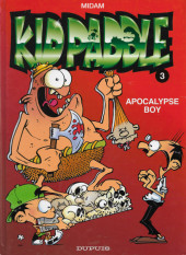 Kid Paddle -3a2006- Apocalypse Boy