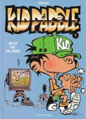 Kid Paddle -1a2007- Jeux de vilains