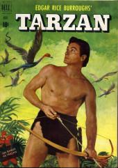 Tarzan (Dell - 1948) -26- (sans titre)
