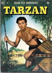 Tarzan (Dell - 1948) -27- (sans titre)