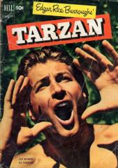 Tarzan (Dell - 1948) -29- (sans titre)