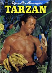 Tarzan (Dell - 1948) -31- (sans titre)