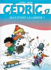 Cédric -17a2003- Qui a éteint la lumière ?