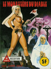 Les grands classiques de l'épouvante -14- Le monastère du Diable