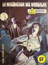 Les grands classiques de l'épouvante -31- La malédiction des Wurdalak