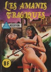 Les grands classiques de l'épouvante -46- Les amants tragiques