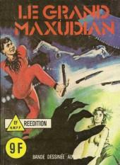 Les grands classiques de l'épouvante -51- Le grand Maxudian