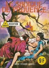 Les grands classiques de l'épouvante -58- Le sadique de Provence