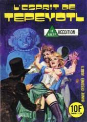 Les grands classiques de l'épouvante -75- L'esprit de Tepeyotl