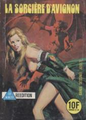 Les grands classiques de l'épouvante -80- La sorcière d'Avignon