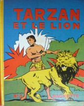 Tarzan (Hachette) -3- Tarzan et le lion