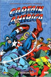 Captain America (L'intégrale) -9- L'intégrale 1975