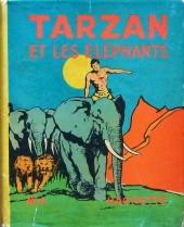 Tarzan (Hachette) -4- Tarzan et les éléphants