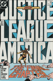 Justice League of America (1960) -261- The Final Chapter