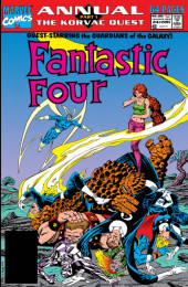 Fantastic Four (1961) -AN24- The Korvac Quest Part 1