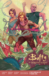 Buffy the Vampire Slayer Season 11 (2016) -INT01- The Spread of their Evil
