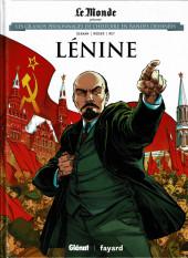 Les grands Personnages de l'Histoire en bandes dessinées -7- Lénine