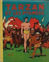 Tarzan (Hachette) -7- Tarzan et les Pygmées