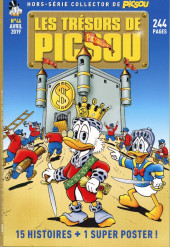 Picsou Magazine Hors-Série -46- Les trésors de Picsou : L'intégrale des histoires de Don Rosa, 3è partie
