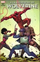 Wolverine (Marvel France 5e série) (2019) -3- L'arme perdu