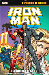 Iron Man Epic Collection (2013) -INT14- Return Of The Ghost
