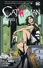 Catwoman (2018) -INT01- Copycats