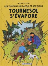 Tintin (en langues régionales) -18Argot- Tournesol s'évapore