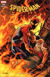 Spider-Man (Marvel France 7e série) -3- Retour à la maison