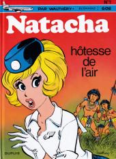 Natacha -1d2018- Hôtesse de l'air