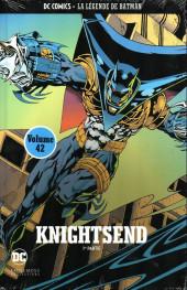 DC Comics - La légende de Batman -4226- Knightsend - 1re partie