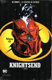 DC Comics - La légende de Batman -4327- Knightsend - 2e partie