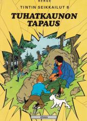 Tintin (en langues étrangères) -18Finlandais- Tuhatkaunon Tapaus