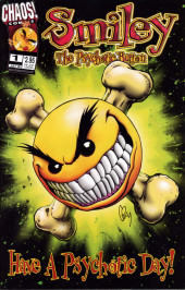 Smiley The Psychotic Button -HS- Have a Psychotic Day