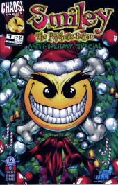 Smiley The Psychotic Button -HS- Anti-Holiday Special