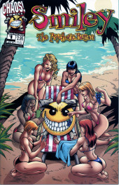 Smiley The Psychotic Button -HS- Spring Break Road Trip Special