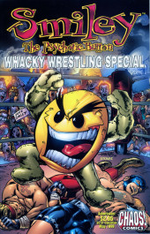 Smiley The Psychotic Button -HS- Whacky Wrestling Special