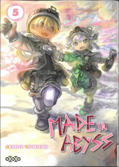 Made in Abyss -5- Volume 5