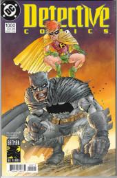 Detective Comics Vol 1 suite, Rebirth (1937) -10001980's- Special Issue