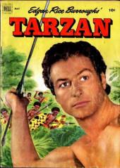 Tarzan (Dell - 1948) -32- (sans titre)