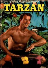 Tarzan (Dell - 1948) -35- (sans titre)