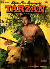 Tarzan (Dell - 1948) -36- (sans titre)