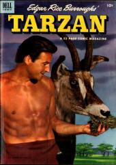 Tarzan (Dell - 1948) -40- (sans titre)