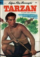 Tarzan (Dell - 1948) -42- (sans titre)