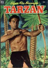 Tarzan (Dell - 1948) -47- (sans titre)