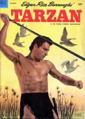 Tarzan (Dell - 1948) -48- (sans titre)