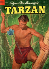 Tarzan (Dell - 1948) -49- (sans titre)