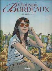 Châteaux Bordeaux -7a2018- Les Vendanges