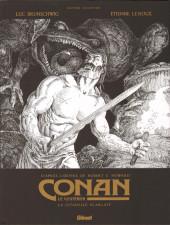 Conan le Cimmérien -5TL- La citadelle écarlate