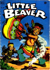 Four Color Comics (Dell - 1942) -332- Little Beaver